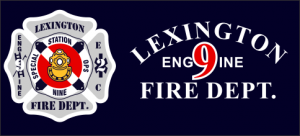 Lexington Fire Engine 9